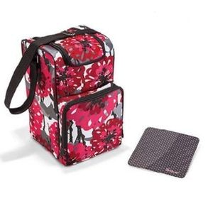 NEW Thirty One Pack N Pour Thermal Set-Bold Bloom
